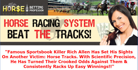 Horse Betting Professor – Final Review