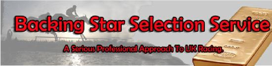 Backing Star Selection Service Heading Backing Star Selection Service Final Review Plan C