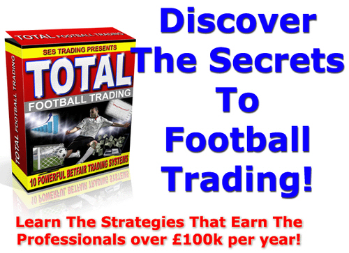 Total Football Trading The Paper Chaser