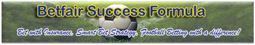 Betfair Success Formula