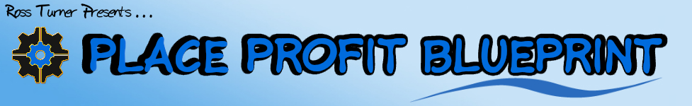 Place Profit Blueprint Week 9