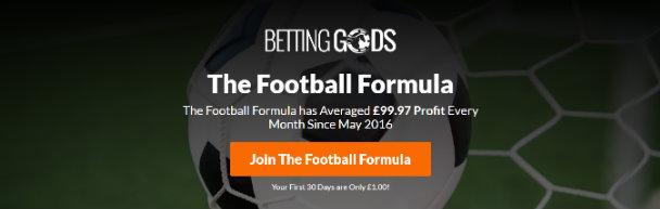 The Football Formula