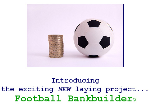 Football Bankbuilder Days 84 to 87