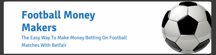 Football Money Maker – Method 1 Introduction